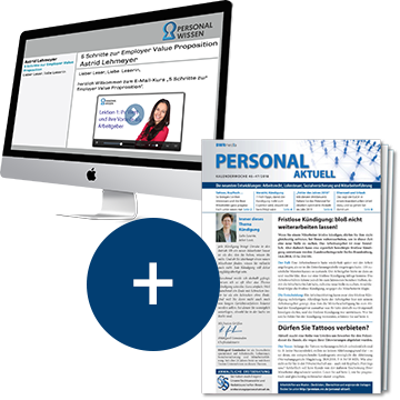 Employer Value Proposition + Personal aktuell